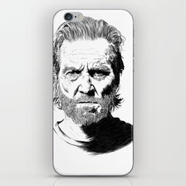 Jeff iPhone Skin