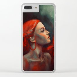 Desires Clear iPhone Case