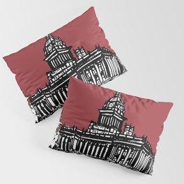 Leeds Town Hall Pillow Sham