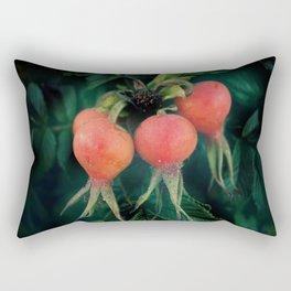ROSE HIP Rectangular Pillow