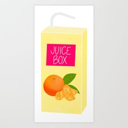 Juice Box Art Print