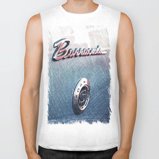 Barracuda Americana Biker Tank