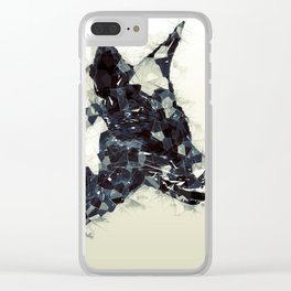 GEO FOX Clear iPhone Case