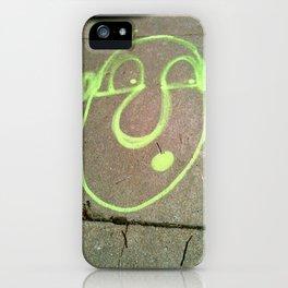 Put 'Em Up iPhone Case