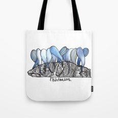 L'hibernation Tote Bag