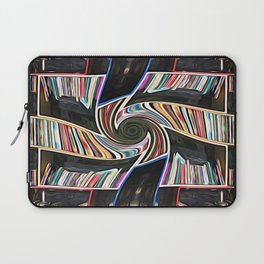 Hall of the Akashic Library Laptop Sleeve