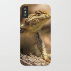 Ready For His Close Up iPhone X Slim Case
