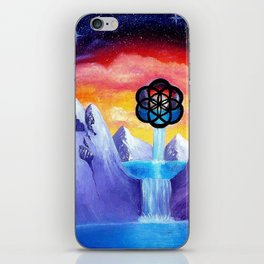 The Seed Of Life iPhone Skin