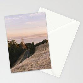 Mt. Tamalpais Sunset Stationery Cards