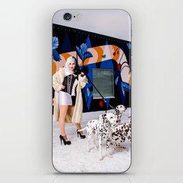 Cruella iPhone Skin