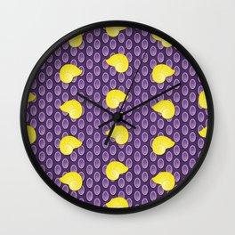 shell Wall Clock