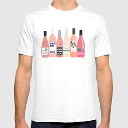 Rose Bottles T-shirt