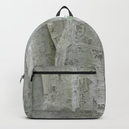 Tree Of Love photography art Backpack