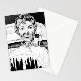 Psycho Melt Stationery Cards