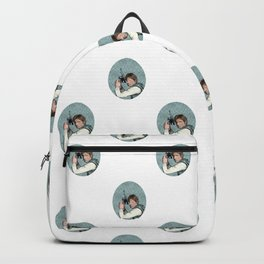 Han Solo StarWars Movie Poster Print Backpack