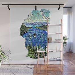 Emerald Bay Wall Mural