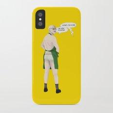 BREAKING BAD iPhone X Slim Case