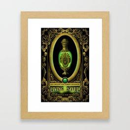 Jar of Souls Framed Art Print