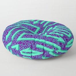 Misdirection - II Floor Pillow