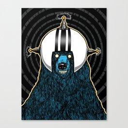 SpaceBear! Canvas Print