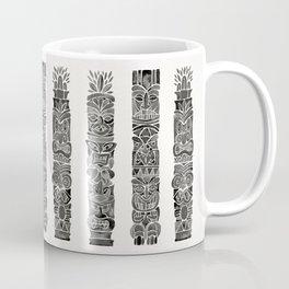 Tiki Totems – Black Coffee Mug