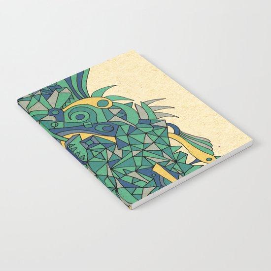 - woman & sea - Notebook