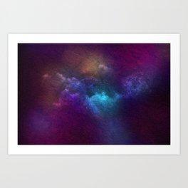 Airam Nebula Art Print