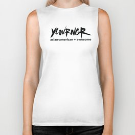 Asian-American and Awesome: YLWRNGR Biker Tank