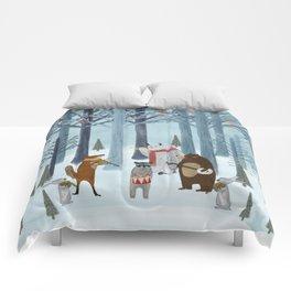 nature symphony Comforters