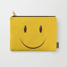 Always Smile Carry-All Pouch
