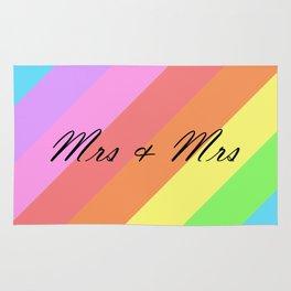 Mrs & Mrs Rug