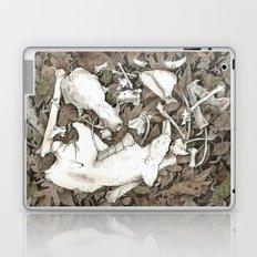 Assortment of Bones No. 2 Laptop & iPad Skin