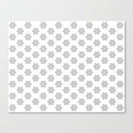 Spore Pattern #1 Canvas Print