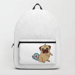 Pugicorn Backpack