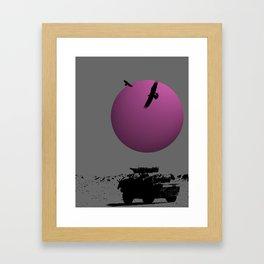 Counter Strike Framed Art Print