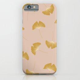 Ginkgo Earth iPhone Case