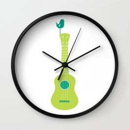 Love Song Track 1 Wall Clock