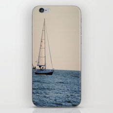 Sailing Ship iPhone & iPod Skin