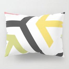 Arrow in pastel Pillow Sham