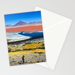 Laguna Colorada Stationery Cards