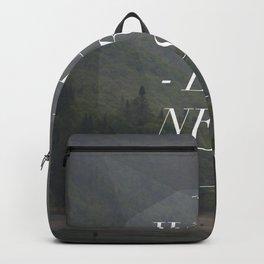 WILDERNESS — Backpack