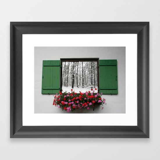 Inheritance at Birth Framed Art Print