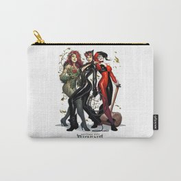 Sirens Gotham city Carry-All Pouch