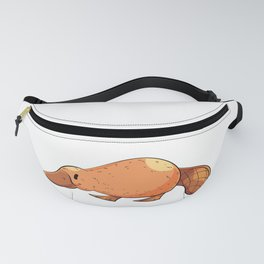 Platypus Gift Idea Fanny Pack