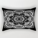 Mandala Black & White by vintageappeal623