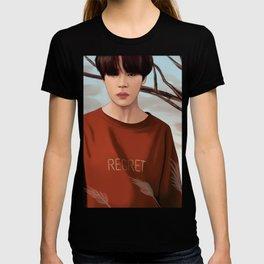 BTS JIMIN LOVE YOURSELF FANART T-shirt