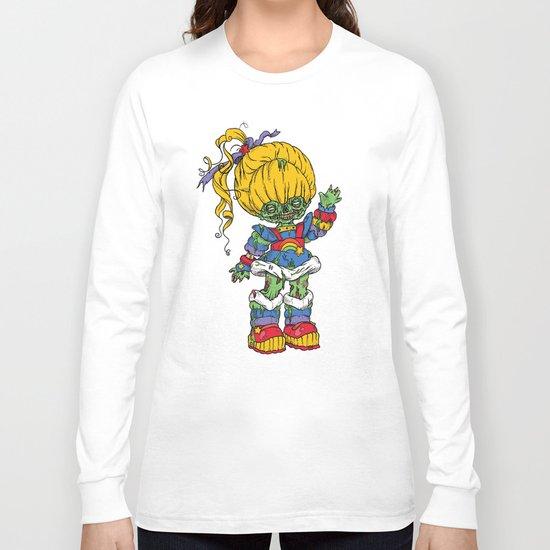 Zombie Brite Long Sleeve T-shirt