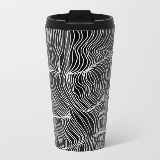 Inverted Echo Metal Travel Mug