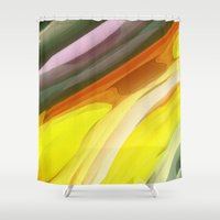 halloween Shower Curtains featuring Halloween by Paul Kimble