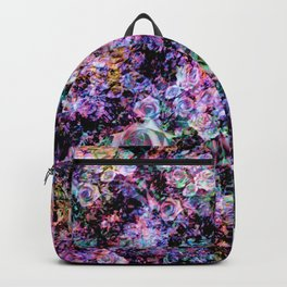 Polychromatic Roses No. 2 Backpack